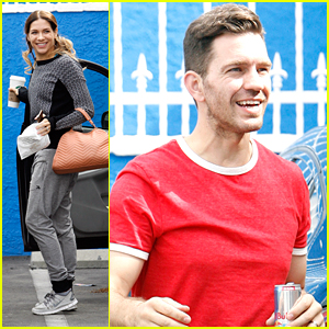Allison Holker Is 'So Excited' About Her Famous Dance With Andy Grammer on DWTS