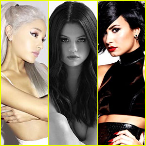 Ariana Grande Sings Praises for Demi Lovato & Selena Gomez!