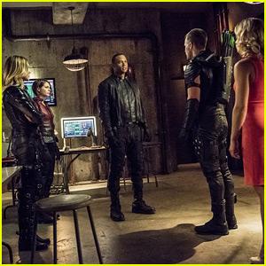 'Arrow' Season Four Premieres Tonight!