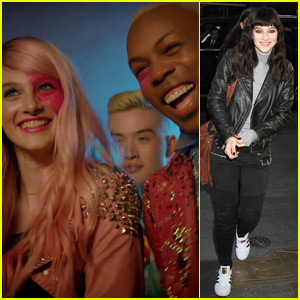 Aubrey Peeples Teams Up With Todrick Hall for 'YoungBlood' Video - Watch Now!