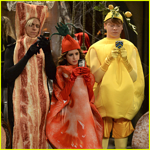 Will Austin, Ally, Trish Or Dez Have The Best Scary Story This Year On 'Austin & Ally'?