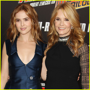 Zoey Deutch Supports Mom Lea Thompson at 'Back to the Future' Anniversary Screening