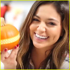 Bethany Mota Has 5 Tips to Decorate Your Room for Fall - Watch Now!