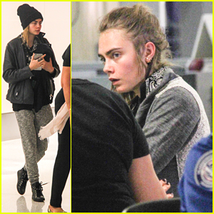 Cara Delevingne Flies To The Skies After Rihanna Joins 'Valerian'