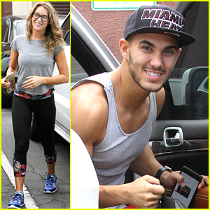 Carlos PenaVega Teases Fans With Sneak Peek Of Next DWTS Song - Listen Here!