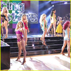 The Female DWTS Pros 'Smash' The Opening Number - See The Pics & Vid!