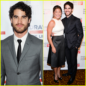 Darren Criss Brings His Good Looks To The Center For Reproductive Rights Gala