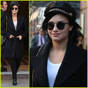 Demi Lovato To Sing At The World Series On Halloween!