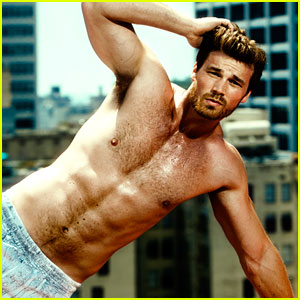 Derek Theler Wants to Play a Superhero