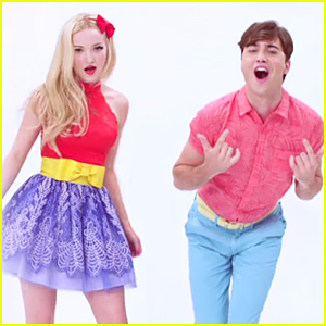 The Girl & The Dreamcatcher's Dove Cameron & Ryan McCartan Drop 'Written In The Stars' Video