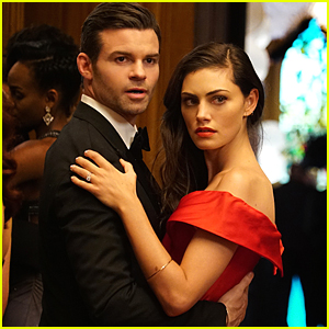 Elijah & Hayley Take A 'Walk On The Wild Side' Tonight on 'The Originals'