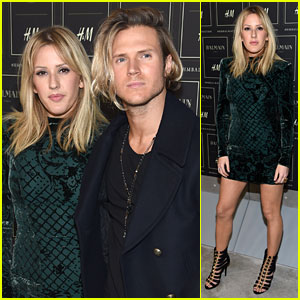 Ellie Goulding Is Picture Perfect with Her Beau Dougie Poynter!
