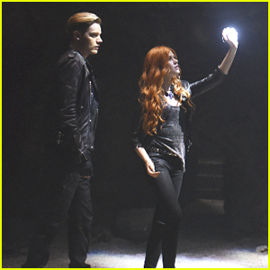 See First Photos From ABC Family's 'Shadowhunters' Here!