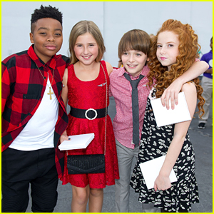 Francesca Capaldi Earns Her Flight Attendant Wings At Snoopy's Award Ceremony in Atlanta