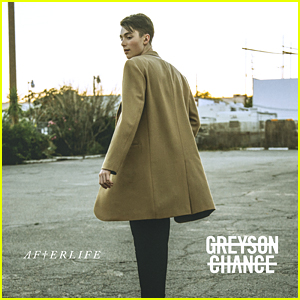 Greyson Chance Drops New Single 'Afterlife' - Listen Here!