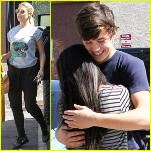 Hayes Grier Wakeboards & It Surprises Bindi Irwin