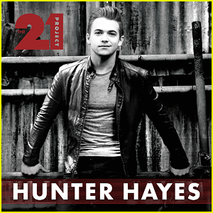Hunter Hayes Announces 'The 21 Project' Out On November 6th