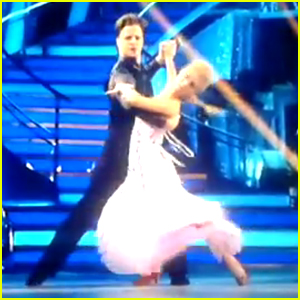 Jay McGuiness & Aliona Vilani Quickstep To 'My Generation' On Strictly Come Dancing - Watch Now!