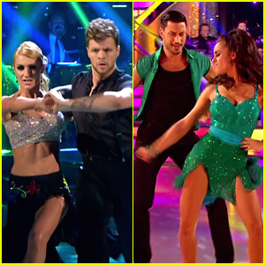 Jay McGuiness Grabs 33 Points For Paso Doble On 'Strictly Come Dancing' - Watch Here!