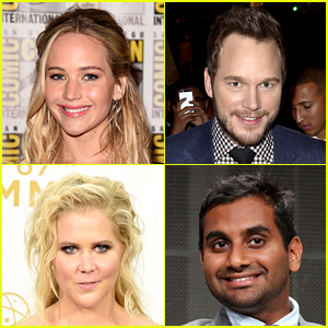 Jennifer Lawrence Films Funny Video for Chris Pratt's Instagram