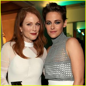 Kristen Stewart Would Get Julianne Moore's Kidney Over Robert Pattinson