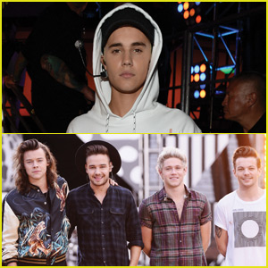 Justin Bieber on One Direction's Album Release Date: 'I Think It Was Strategy on Their Part'