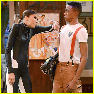 K.C. Throws The Best Halloween Party To Impress Her Crush On 'K.C. Undercover' Tonight