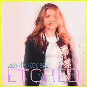 Kerri Medders Debuts 'Etched' EP Cover Art & Tracklisting! (Exclusive)