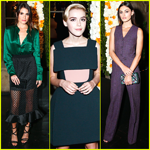 Nikki Reed & Phoebe Tonkin Glam Up For T Mag's 'The Greats' Issue Party