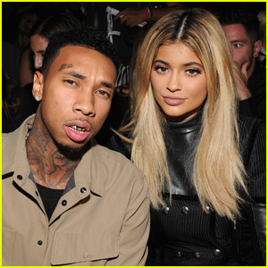 Kylie Jenner Framed A Mugshot of Boyfriend Tyga To Keep In Her Home