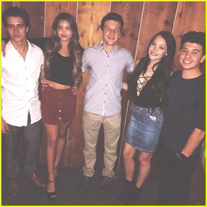 'Lab Rats: Elite Force' Kicks Off With Cast Dinner