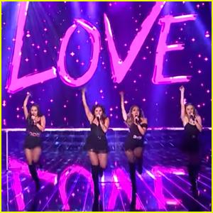 Little Mix Win MTV EMA Best UK/Ireland Act Award Ahead of Show
