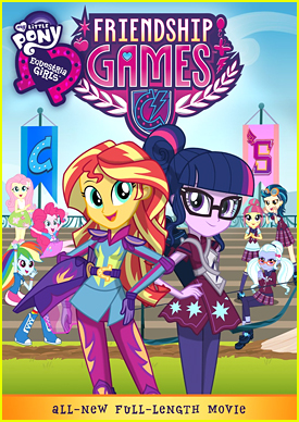 Win a FREE 'Equestria Girls Friendship Games' Prize Pack!
