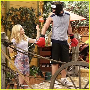 Liv's New Co-Star Josh Has A Crush On Maddie on 'Liv & Maddie'!