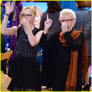 Patty Duke Pulls Twin Tricks On Liv & Maddie Tonight!
