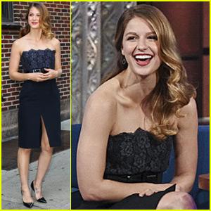 Melissa Benoist's 'Supergirl' Soars in Ratings!