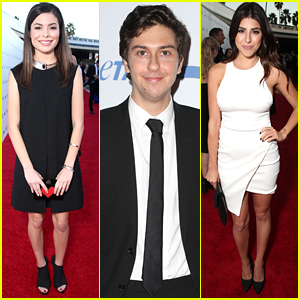 Nat Wolff Hits Peta's 35th Anniversary Party With Miranda Cosgrove
