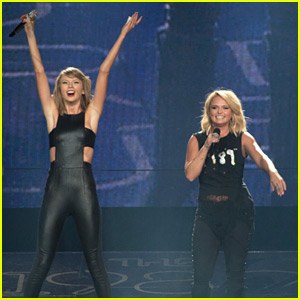 Taylor Swift Brings Miranda Lambert On Stage During Latest '1989' Tour Stop - Watch Now!