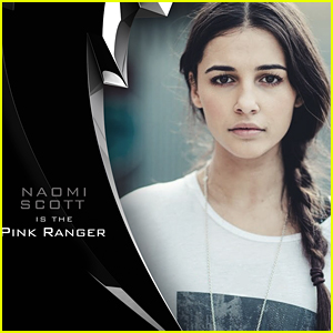 Naomi Scott Nabs Pink Ranger Role For 'Power Rangers' Movie