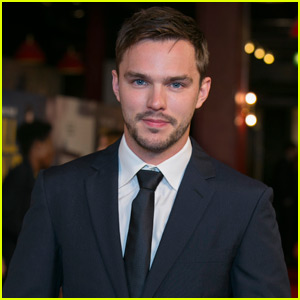 Nicholas Hoult Looks Smokin' Hot at 'Kill Your Friends' Premiere in London
