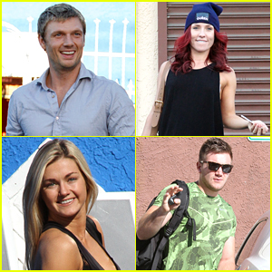 Nick Carter Was Jealous Of Hayes Grier's TMNT Dance on DWTS
