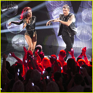 Nick Carter & Sharna Burgess Dance For The Backstreet Army On DWTS