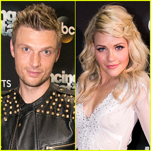 Nick Carter & Witney Carson Paso Doble on 'DWTS'!