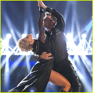 Nick Carter Defends Witney Carson After Performing Paso Doble On DWTS