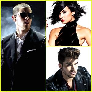 Adam Lambert Responds To Tour Switch Up; No 'Beef' Between Him & Nick Jonas