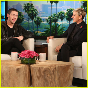 Nick Jonas Opens Up About His Dating Life on 'Ellen' - Watch Now!