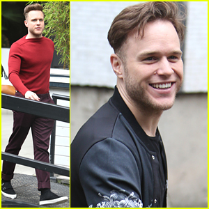 Olly Murs Confirms Split With Girlfriend While Promoting New Single 'Kiss Me'