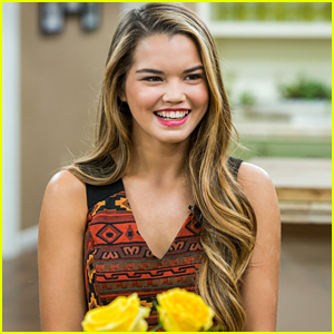 Paris Berelc Shows Everyone Just How Amazing She Is At Gymnastics