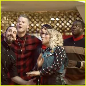 Pentatonix Drop 'Sing' Video Full Of Famous Faces To Celebrate Album Debut