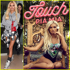 Pia Mia Teases New Single 'Touch' - See The Artwork Here!